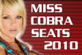 Miss Cobra Race Seats 2010