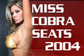 Miss Cobra Race Seats 2004