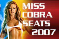 Miss Cobra Race Seats 2007