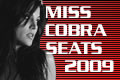 Miss Cobra Seats 2009