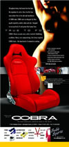 Miss Cobra Seats