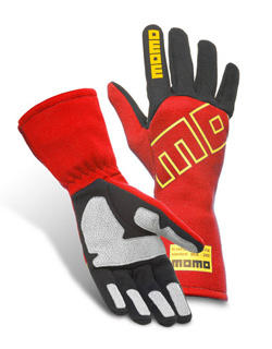 MOMO Pro Racer Club Racing Gloves