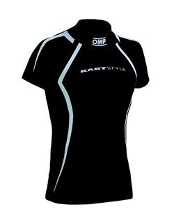 OMP Karting ONE Short Sleeve Shirt