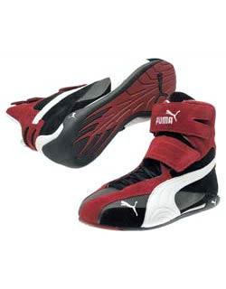 PUMA Karting Shoe Kart Cat Hi | Sube Sports