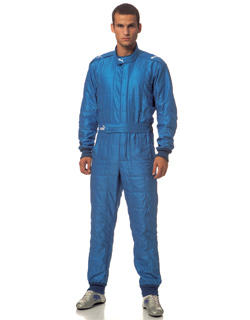 PUMA Blue Racing suits
