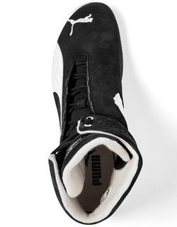 PUMA Future Cat Mid Pro P Racing Shoe | Sube Sports