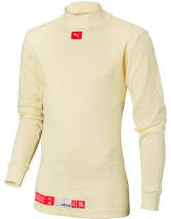 PUMA LS Shirt Mock Neck