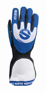 Sparco Blizzard K Blue Glove