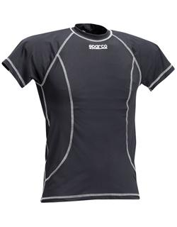 Sparco Undershirt SS MicroPoly