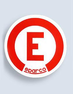 Sparco Fire Ext. Decal