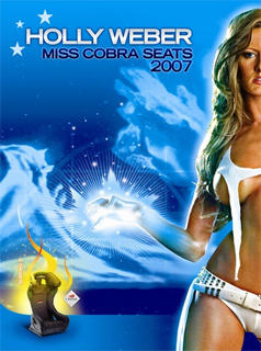 Miss Cobra Racing Seats 2007