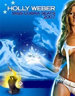 Sube Miss Cobra Seats 2007 Poster
