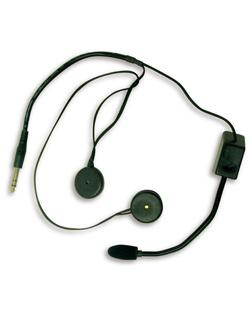 Terratrip Terraphone Open Face Headset